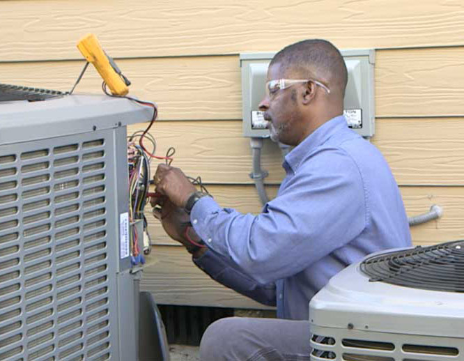 AC Repair and AC Installation in Holly Springs, Garner, Clayton, Raleigh