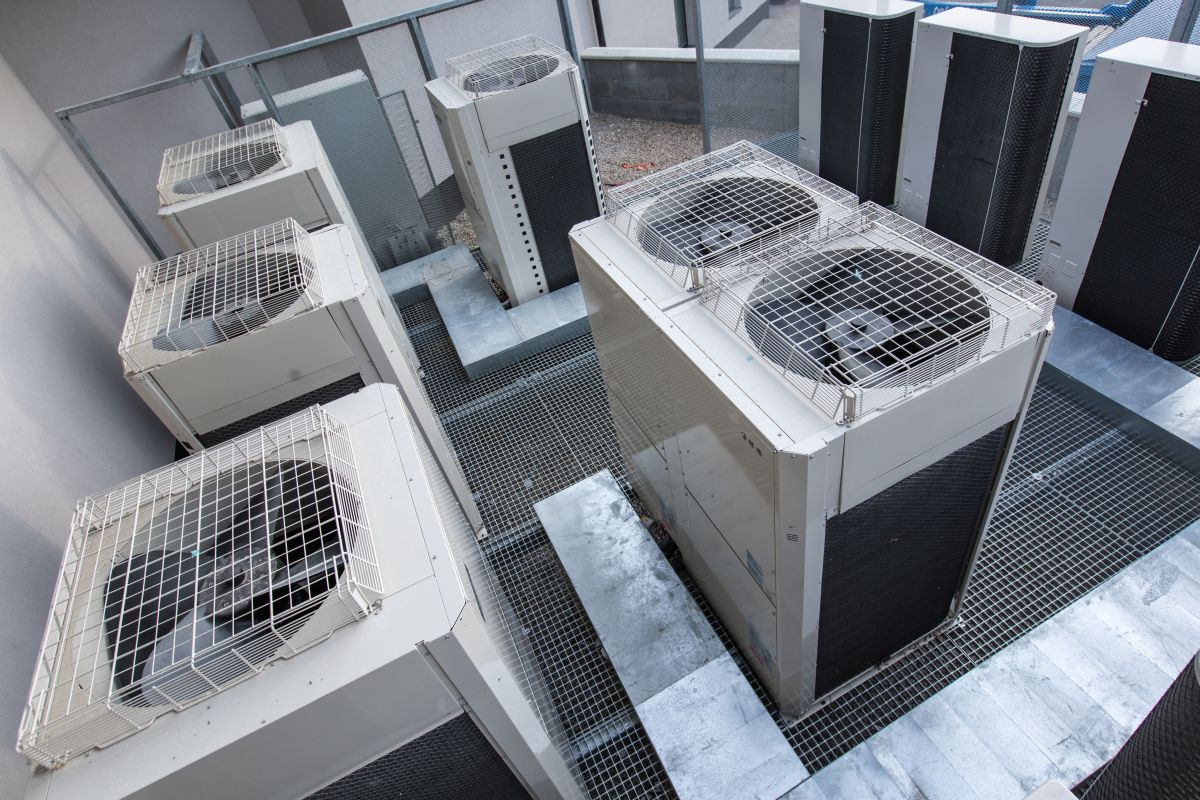 Commercial Air Conditioning in Knightdale, NC