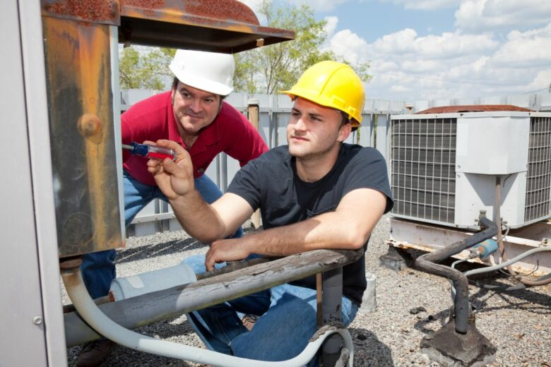 Commercial AC Maintenance in Apex, NC