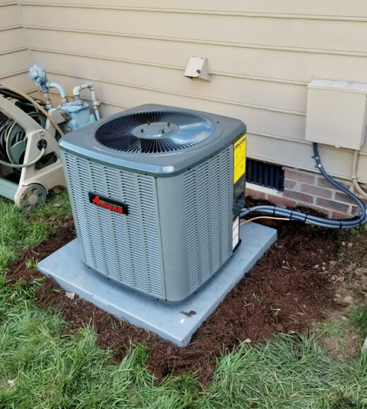 AC Installation in Wake Forest, NC for Amana 14 seer