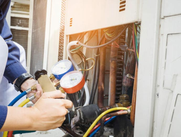 Residential Air Conditioning Service in Wake Forest, NC, Knightdale, NC, Raleigh